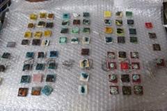 Serie 24e, i gioielli, jewelery, le tessere (2)