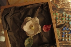 Serie 24f, i gioielli, jewelery, le collane con fiori e foglie