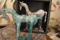 Serie 6, i cavalli